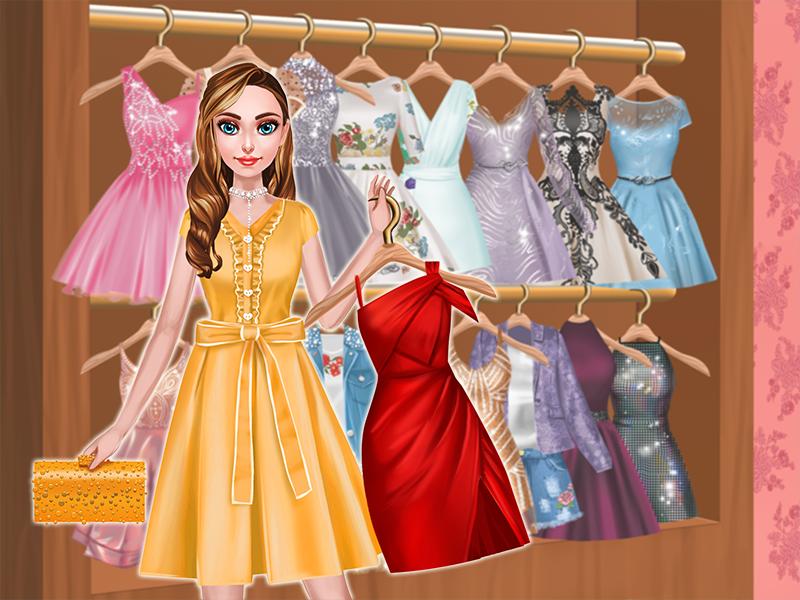 Free online mature dress up games